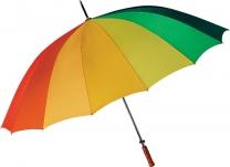 GP-21 Rainbow - deštník golfový manuální